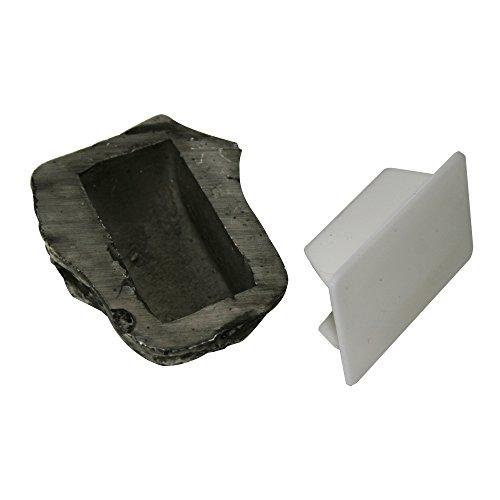 Schlüsselversteck Blechdosen Stein für Verstecken von Geld
