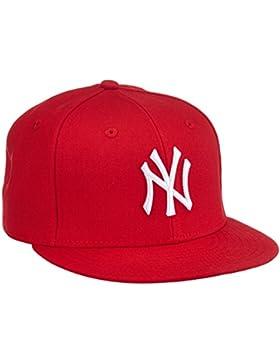 New Era Erwachsene Baseball Cap Mütze MLB Basic NY Yankees 59 Fifty Fitted
