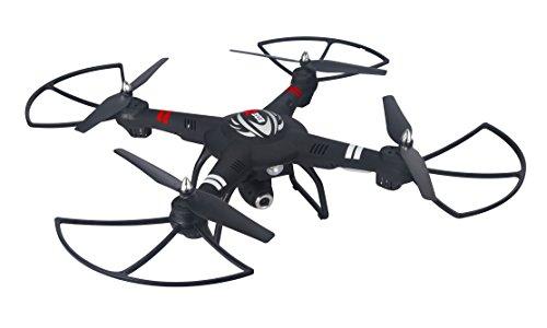 s-idee® 01628 Quadrocopter S303 Wifi HD Kamera FPV Höhenstabilisierung, One Key Return, Coming Home / Headless VR möglich, Drohne 360° Flip Funktion, 2.4 GHz mit Gyro, 4-Kanal, 6-AXIS System Drone mit Camera 720p - 2
