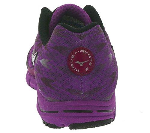 Mizuno Wave Hayate 2, Scarpe da Trail Running Donna Pink