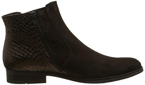 Gabor Damen Fashion Chelsea Boots Mehrfarbig (mocca/bronc(Micro) 18)