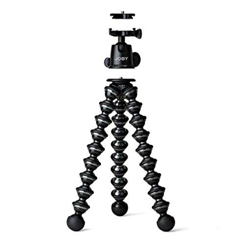 Joby Gorillapod Focus+Ballhead X - Trípode y rótula, negro