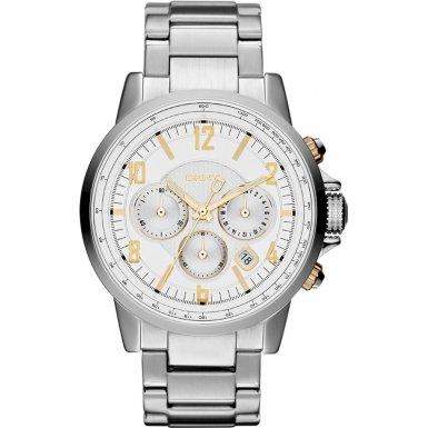 DKNY NY1527 Mens Casual Gold Plated Watch