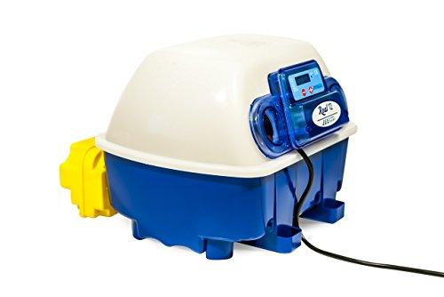 Incubatrice brevettata professionale digitale real 12 automatica borotto