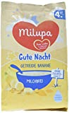 Milupa Gute Nacht Milchbrei Getreide Banane, 5er Pack (5 x 400 g)