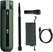 Baseus Wireless A2 Car Vacuum Cleaner with 5000Pa Powerful Suction For Home, Car and Office (Green)