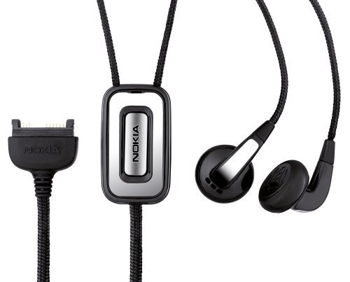 Nokia HS-31 schwarz Fashion Stereo Headset