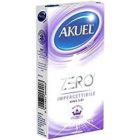 Akuel ZERO King Size - 6 extradünne XL-Kondome - 0,045mm Wandstärke (hauchdünn!) und 56mm nominale Breite preisvergleich bei billige-tabletten.eu