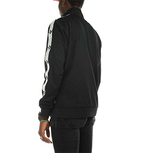 Converse Star Chevron Track Jacket, Veste Homme Noir (converse Black 001)