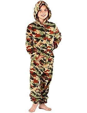 O.N.E - Pijama de una pieza - Manga Larga - para niño