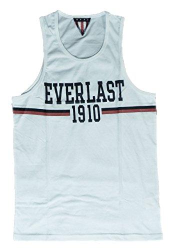 Everlast Tank Man Jersey 22M219J73 White (weiß) Weiß
