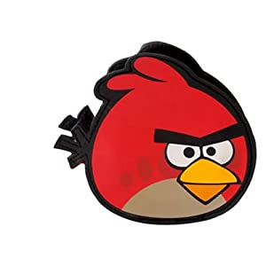 41cTcBxRKiL. SS300  - Angry Birds Red Bird Pilot Bag