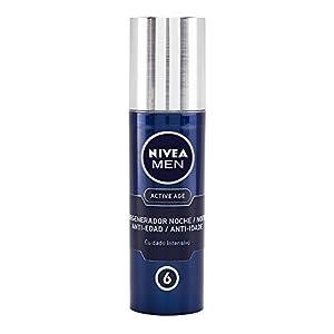 41cTceucmwL. SS300  - Nivea-Men-Active-Age-Crema-Hidratante-de-Noche-Antiarrugas-50-ml