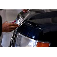 Husky Liners Door Edge Guard Paint Protection Film - Pack of 2 (Clear)