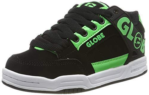 Globe GBKTILT Chaussures de Skateboard - Mixte Enfant - Multicolore (vert /Poison/Black 19575) - 36 EU
