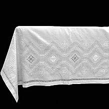 LAGARTERANA Mantel Bordado 13 (170 x 300 cm.)