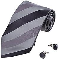 YAB1A05 vario dei colori Stripes Serie regalo Mens Silk LEGA