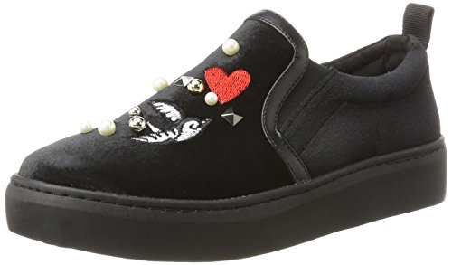 Fiorucci FEAA003 Sneaker Donna, Nero, 37 EU