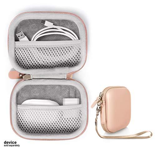 True Wireless Earbuds Kit Case für Airpods, Samsung Galaxy Buds, ICONX 2018, Jabra Elite 65t, Active 65t, Elite Sport True Wireless Earbuds, Rose Gold -
