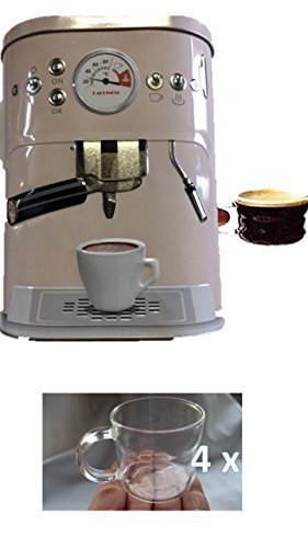 James Premium Kaffeedose Blechdose Vorratsdose mit 3D Motiv Kaffeemaschine Aufbewahrungsdose Kaffee...