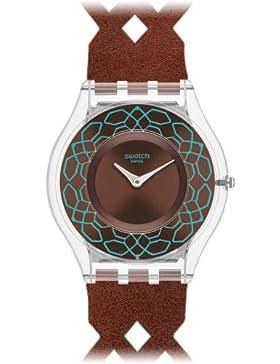 Swatch Damen-Armbanduhr SFK375