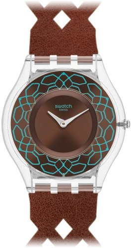 Swatch Reloj de cuarzo Woman ANIMAL SKIN SFK375 34 mm