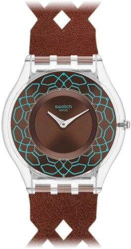 Swatch Reloj de cuarzo Woman ANIMAL SKIN SFK375 34 mm
