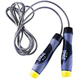 Everlast P00000385 Pro Weight Adjustable Speed Jump Rope, 11ft