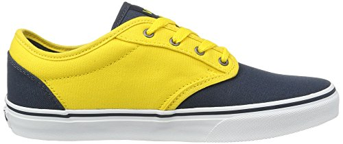 Vans Jungen Yt Atwood Sneakers Blau (2 Tone)