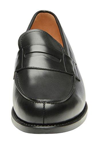 SHOEPASSION.com , Mocassins pour homme Noir Noir Noir - Noir