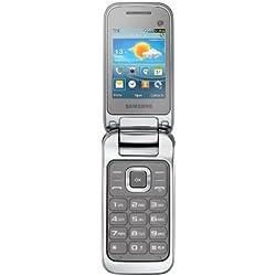 "Samsung C3590 2.4"" 99.76g Plata - Teléfono móvil (Concha, SIM única, 6,1 cm (2.4""), 2 MP, 800 mAh, Plata)"