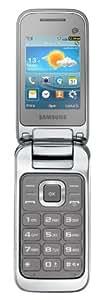 Samsung GT-C3590 Téléphone Portable Titanium Silver