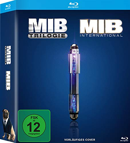 Men in Black: International (Limitierte Blu-ray Box)