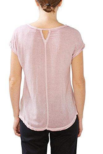 ESPRIT Damen T-Shirt Rosa (Old Pink 4 683)