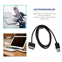 KinshopS USB DATA Charger Cable for Asus Eee Pad Transformer TF101 TF201 Tablet