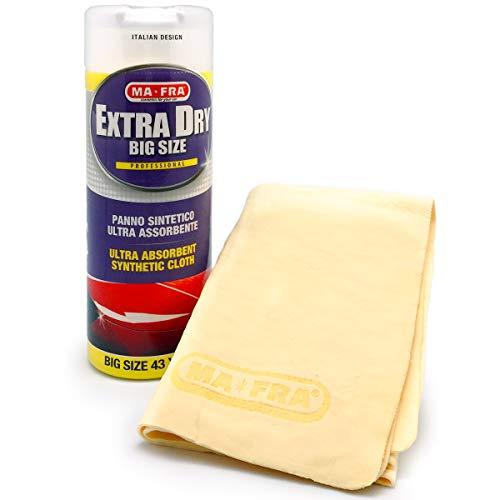 Ma-Fra Extra Dry Panno Scamosciato Sintetico per Auto