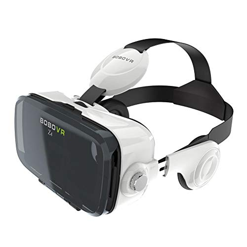 JUNERAIN Junierain 3D Pappe Virtual Reality VR Brille Headset Box für 4,7-15,2 cm Handy
