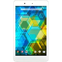 BQ Edison 3 mini - Tablet de 8 pulgadas (WiFi 3G, 802.11 a/b/g/n, Bluetooth 4.0, GPS, IntelAtom Z3735F Quad Core 1.83 GHz, 2 GB de RAM, memoria interna de 16 GB, Android 4.4 KitKat), blanco - (Reacondicionado Certificado por BQ)