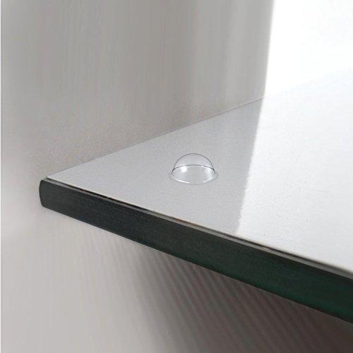 Herdabdeckplatten aus Glas m. Noppen von DekoGlas 2er-Set Herdabdeckung Schneidebrett Spritzschutz Oliven - 6