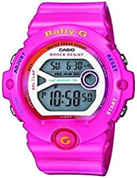 Casio Damen-Armbanduhr Baby-G Digital Quarz Resin BG-6903-4BER
