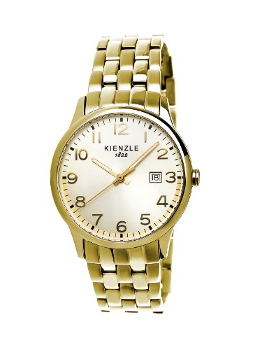 Kienzle Men's Quartz Watch KIENZLE CORE K3043029182-00382 with Metal Strap