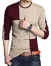 EYEBOGLER Regular Fit Men's T-Shirt(T91)
