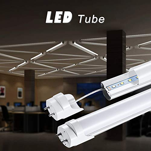 Centitenk LED-Decken Tube Lights, AC 85V-265V T5 14W Kühles Weiß 6000K -