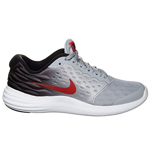 Nike Youth Lunarstelos Mesh Trainers Loup Peau