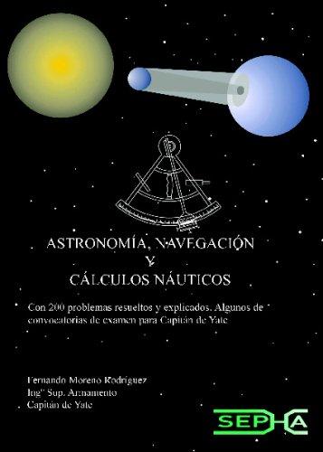 Astronomia Navegación Y Cálculos Náuticos