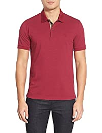 BURBERRY BRIT - Polo para Hombre OXFORD