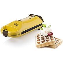 Macchina per waffle Princess 132400 Flip – 2 cialde – Funzione rotazione