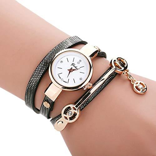 Kinlene Damen Metallband Uhr Urhen