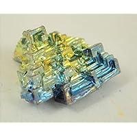 Bismuth Stück – 2,0 x 1,8 x 0,9 cm – Regenbogenähnliche Farben #d preisvergleich bei billige-tabletten.eu