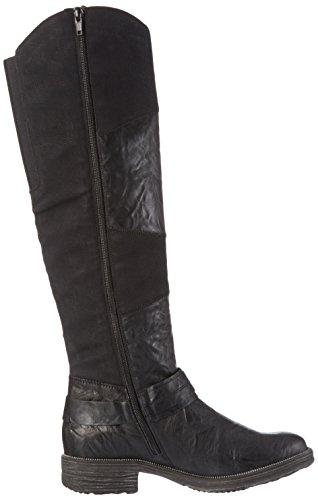 Remonte D1778, Stivali da Equitazione Donna Nero (Schwarz/Schwarz/Schwarz/01)